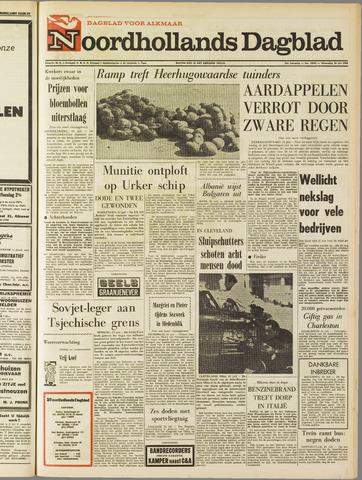 Noordhollands Dagblad : dagblad voor Alkmaar en omgeving 1968-07-24