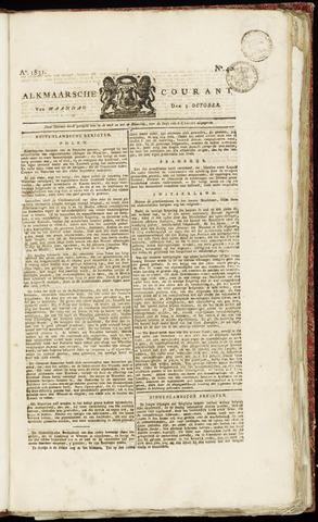 Alkmaarsche Courant 1831-10-03