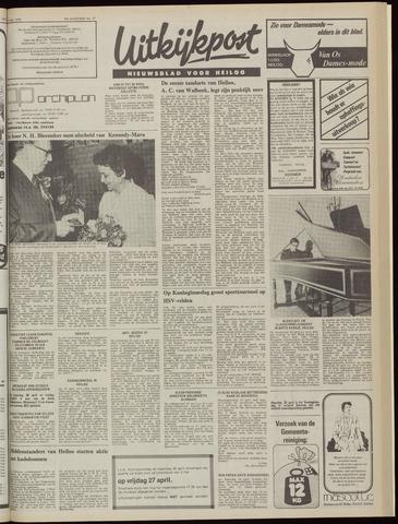 Uitkijkpost : nieuwsblad voor Heiloo e.o. 1979-04-25