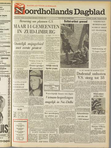 Noordhollands Dagblad : dagblad voor Alkmaar en omgeving 1968-04-11