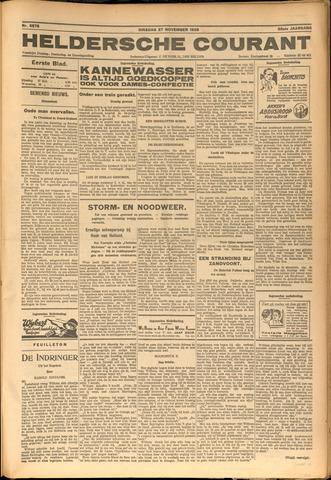 Heldersche Courant 1928-11-27
