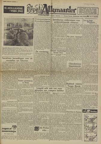 De Vrije Alkmaarder 1950-05-20