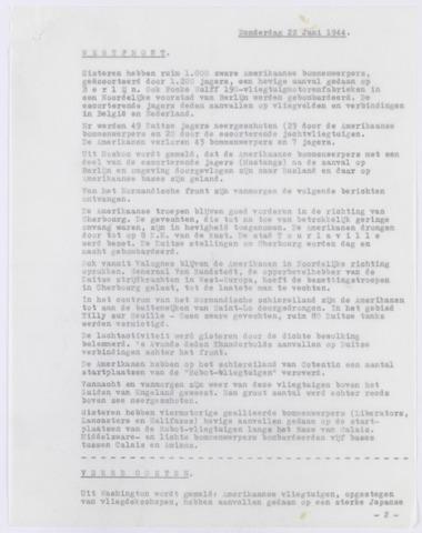 De Vrije Alkmaarder 1944-06-22