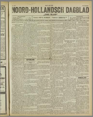Ons Blad : katholiek nieuwsblad voor N-H 1922-04-18