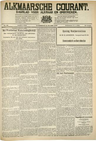 Alkmaarsche Courant 1930-03-15