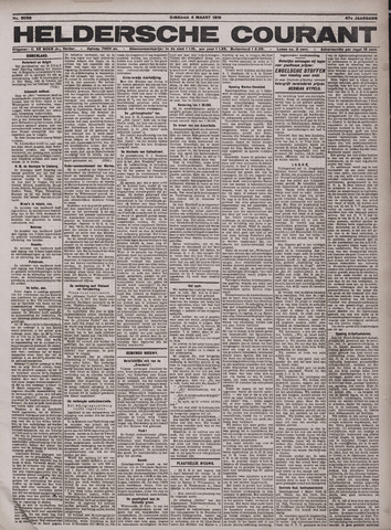 Heldersche Courant 1919-03-04