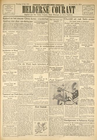 Heldersche Courant 1950-02-15