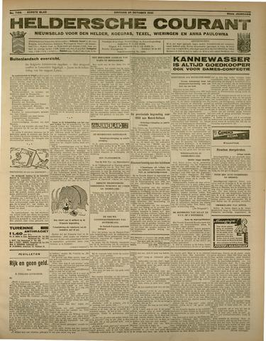 Heldersche Courant 1932-10-25