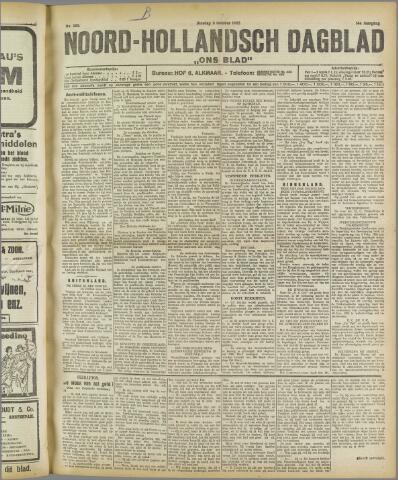 Ons Blad : katholiek nieuwsblad voor N-H 1922-10-03