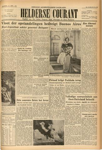 Heldersche Courant 1955-09-19