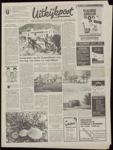 Uitkijkpost : nieuwsblad voor Heiloo e.o. 1991-10-23