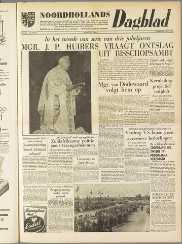 Noordhollands Dagblad : dagblad voor Alkmaar en omgeving 1960-06-08