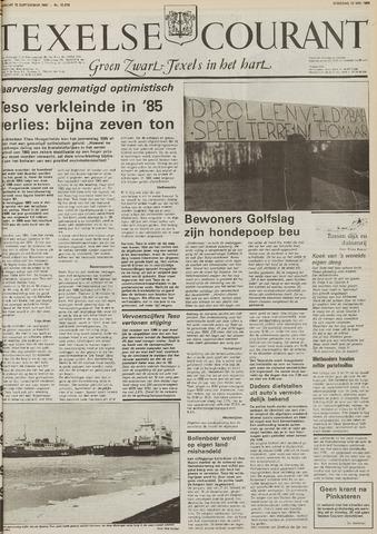 Texelsche Courant 1986-05-13