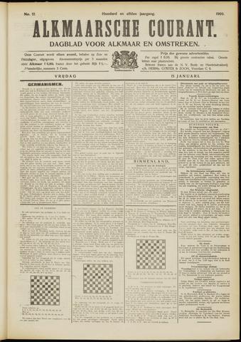 Alkmaarsche Courant 1909-01-15