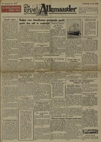 De Vrije Alkmaarder 1948-06-03