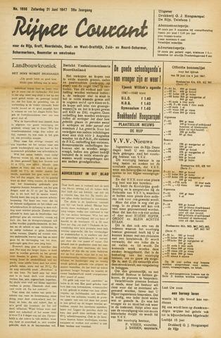 Rijper Courant 1947-06-21