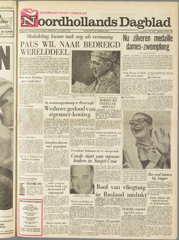 Noordhollands Dagblad : dagblad voor Alkmaar en omgeving 1964-10-19
