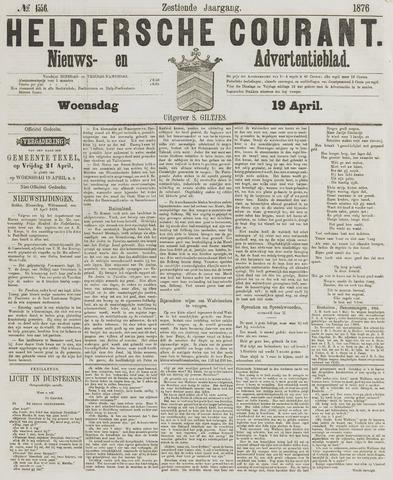 Heldersche Courant 1876-04-19
