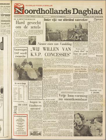 Noordhollands Dagblad : dagblad voor Alkmaar en omgeving 1965-04-07