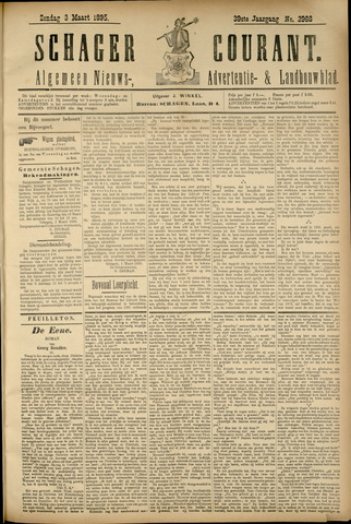 Schager Courant 1895-03-03