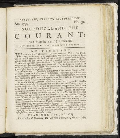 Noordhollandsche Courant 1797-12-25