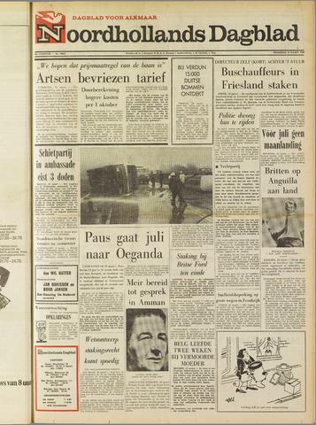 Noordhollands Dagblad : dagblad voor Alkmaar en omgeving 1969-03-19