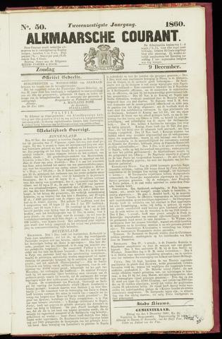 Alkmaarsche Courant 1860-12-09
