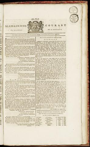 Alkmaarsche Courant 1830-08-16