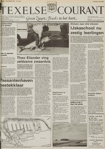 Texelsche Courant 1986-06-27