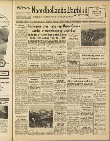 Nieuw Noordhollandsch Dagblad : voor Alkmaar en omgeving 1950-12-28