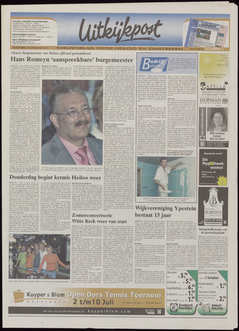 Uitkijkpost : nieuwsblad voor Heiloo e.o. 2005-06-29