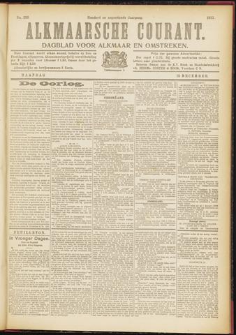 Alkmaarsche Courant 1917-12-10