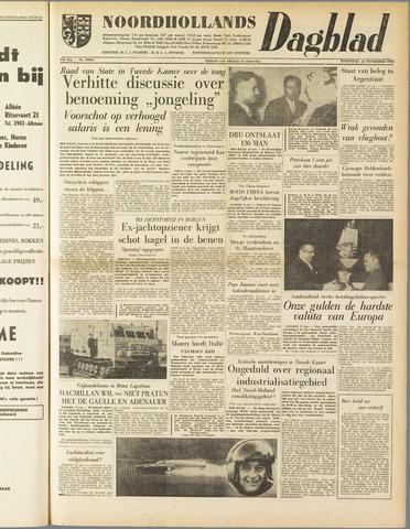 Noordhollands Dagblad : dagblad voor Alkmaar en omgeving 1958-11-12