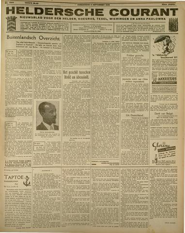 Heldersche Courant 1935-09-05