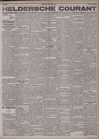 Heldersche Courant 1918-10-01