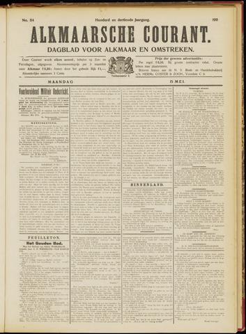 Alkmaarsche Courant 1911-05-15