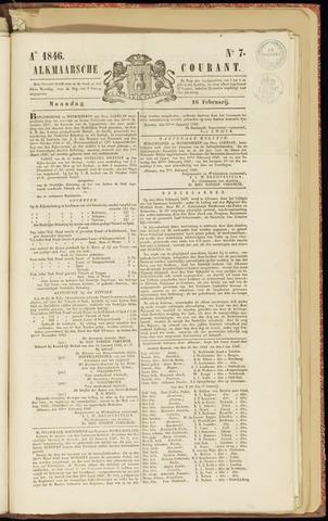 Alkmaarsche Courant 1846-02-16