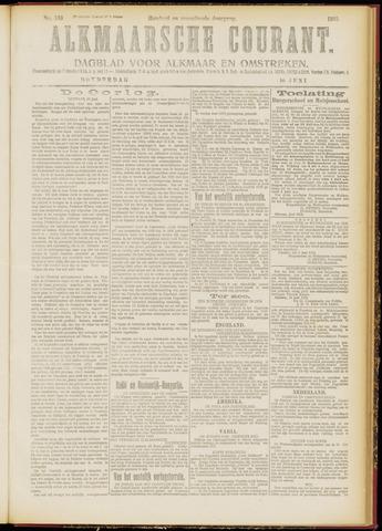 Alkmaarsche Courant 1915-06-10