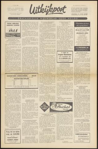 Uitkijkpost : nieuwsblad voor Heiloo e.o. 1966-06-02