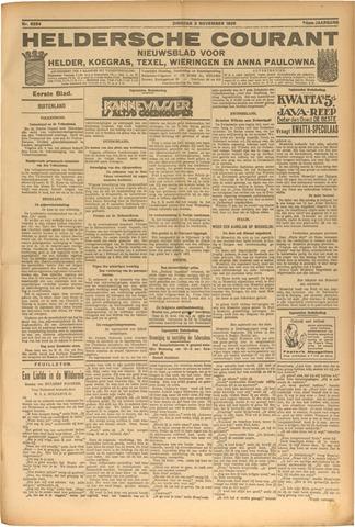 Heldersche Courant 1926-11-03