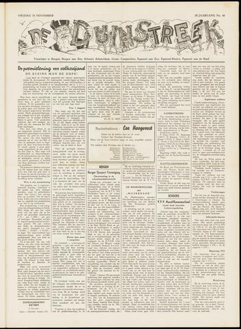 De Duinstreek 1951-11-23