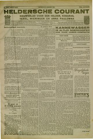 Heldersche Courant 1931