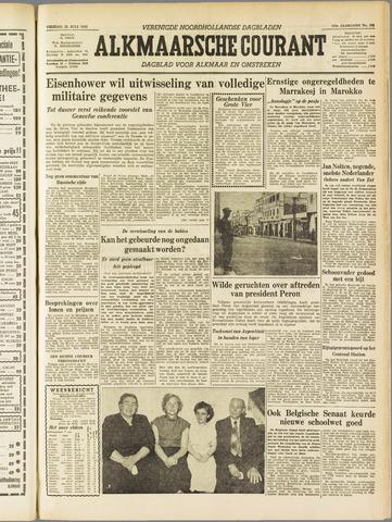 Alkmaarsche Courant 1955-07-22
