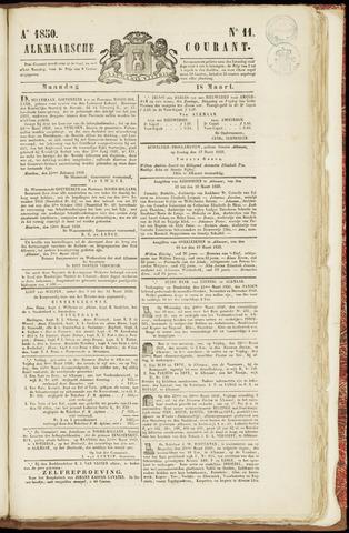 Alkmaarsche Courant 1850-03-18