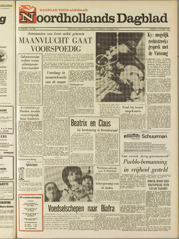 Noordhollands Dagblad : dagblad voor Alkmaar en omgeving 1968-12-23