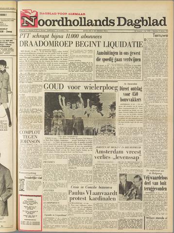Noordhollands Dagblad : dagblad voor Alkmaar en omgeving 1964-10-14