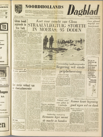 Noordhollands Dagblad : dagblad voor Alkmaar en omgeving 1962-03-02