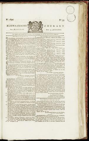 Alkmaarsche Courant 1832-08-13