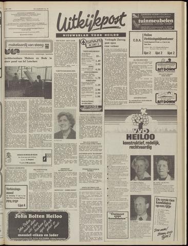 Uitkijkpost : nieuwsblad voor Heiloo e.o. 1978-05-17