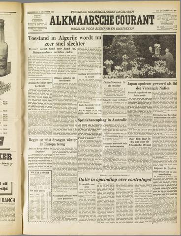 Alkmaarsche Courant 1955-12-22